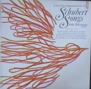 shubert-songs